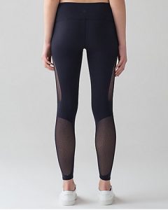 Lululemon Reveal 7/8 Tight Yoga Pants: Sexy & Practical for Yoga or Everyday Wear