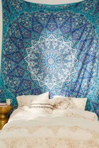 Urban Outfitters Magical Thinking Danie Medallion Tapestry