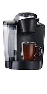 Keurig K55 Coffee Maker: First Cup, Fourth Cup