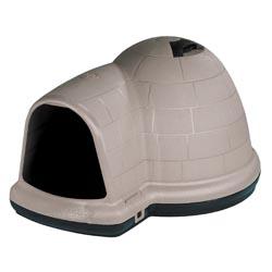 Petmate Indigo Dog House W/Microban: She Loves It!