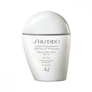 Shiseido Urban Environment Oil-Free UV Protector Broad Spectrum SPF 42