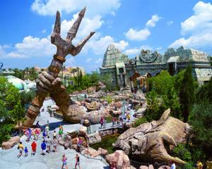 Universal's Islands of Adventure - Orlando, Florida