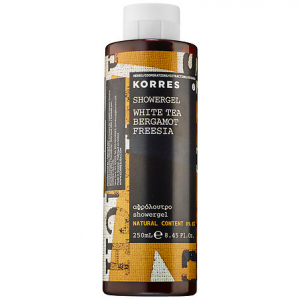 The Most Relaxing Scent - Korres White Tea Shower Gel