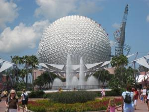 Epcot Theme Park - Bay Lake, Florida