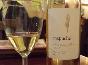 Mapuche Sauvignon Blanc