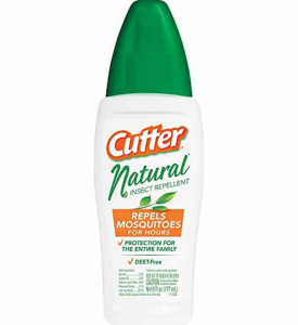Cutter Natural Insect Repellent (Pack of 2)