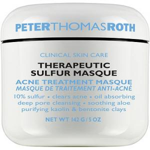 Peter Thomas Roth Therapeutic Acne Sulfur Masque - 5 oz jar