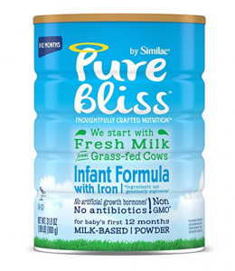 Pure Bliss Infant Formula With Fresh Milk From Grass-Fed Cows