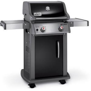 Weber Spirit 210 Gas Grill with 2 Burners - Black - 50