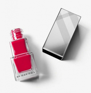Burberry Nail Polish in Lacquer Red