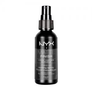 NYX Long Lasting Makeup Setting Spray, Matte Finish MSS01 - 2.03 fl oz