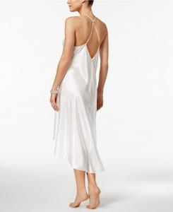 Adore Charmeuse and Lace Nightgown