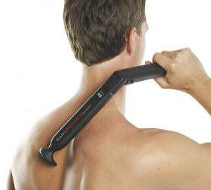 Mangroomer Professional Do-It-Yourself Electric Back Hair Shaver