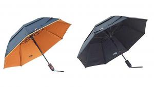 The Black Aspen Solo 46-inch Wind Resistant Umbrella