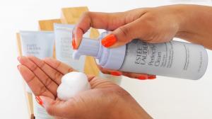 Estée Lauder Perfectly Clean Triple-Action Cleanser/Toner/Make-Up Remover/5 oz.