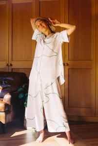 Zen Ripple Pyjama Set