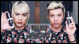 Urban Decay Meltdown Makeup Remover Dissolving Spray 3.38 oz/ 100 mL