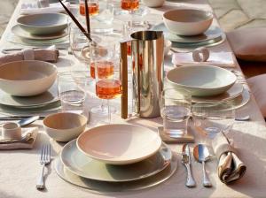 Elegant Table Decor and Settings