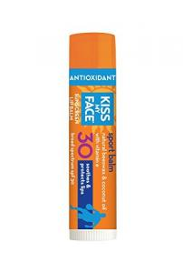 Kiss My Face Sport Lip Balm With SPF 30