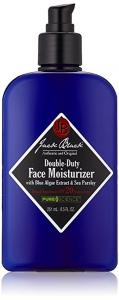 Jack Black Double-Duty Face Moisturizer for Men SPF 20, 8.5 oz bottle