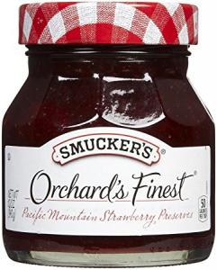 Orchard's Finest Pacific Mountain Strawberry Preserves