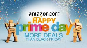 Amazon Prime Day Sale - More Deals Than Black Friday, One Day Only!