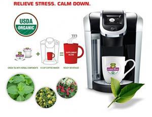 Keurig K-Cup Stress Relief Green Tea Pods