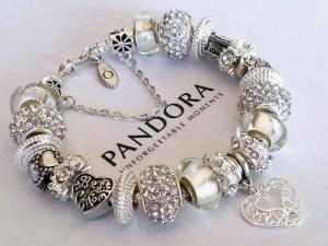 50% OFF Pandora Bracelets, Charms, Necklaces & Earrings @Rue La La