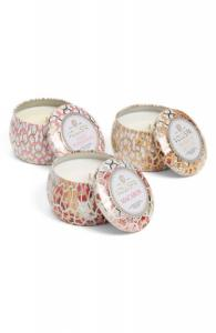 NordStrom Exclusive! 35%-40% OFF Voluspa Candle Trio