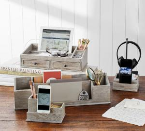 Hastings Home Office Collection Tablet Storage Holder