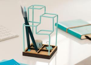 Suddenly Have a Brainwave at Work When You Touch These Office Desk Organizers!