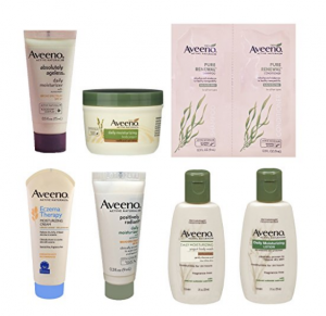 Aveeno Sample Box (get a $7.99 credit toward future purchase of select Aveeno products) @Amazon
