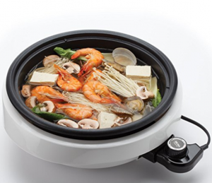 Only $25.50 Aroma Housewares ASP-137 3-Quart/10-inch 3-in-1 Super Pot with Grill Plate (Was $49.99, 49% Off)
