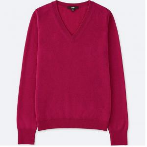 UNIQLO: $10 Off 100% Cashmere Sweaters