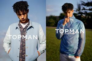 Topman: 30% Off Jeans + Extra 10% Off