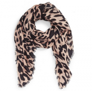 $19 & Free Shipping BP. Leopard Print Scarf