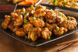 Panda Express: Free Entry Item with Any Online Order