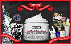 Extra 15% Off Kiehl's + Free Gift Card