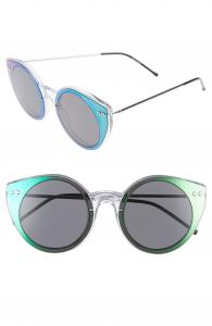 Alpha 1 60mm Mirrored Sunglasses
