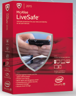 McAfee LiveSafe Promo Code